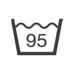 pranie na 95 stupňov