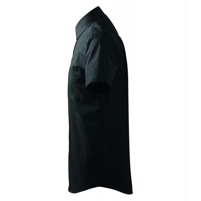 18c4583b5689 Pánska čašnícka košeľa s krátkym rukávom - biela ...