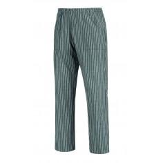 Kuchárske nohavice New Grey Stripe, Egochef