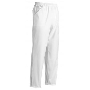 Kuchárske nohavice s našitými vreckami Bianco, Egochef
