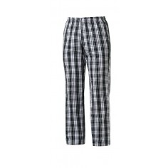 Kuchárske nohavice Golf, 65% polyester a 35% bavlna - Egochef