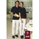 Pánske nohavice Brescia pre kuchárov, zdravotnícky a welness personál, CG Workwear