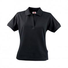 Čašnícka dámska košeľa s rozhalenkou Susa Lady - tmavá šedá, CG Workwear