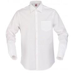 8c20dd817ce2 AKCIA · Pánska čašnícka košeľa Capri Man dlhý rukáv - biela