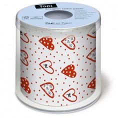 Toaletný papier Yes!, 3 vrstvový, darčekové balenie, Paper+Design