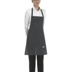 Čašnícka a kuchárska zástera Sir okolo krku, 70x70cm - Egochef