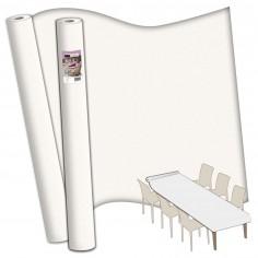 Banketová obrusová rolka z netkanej textílie Airlaid, 1,2m x 25m PackService