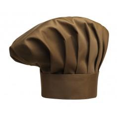 Kuchárska čiapka Brown, hnedá - Egochef