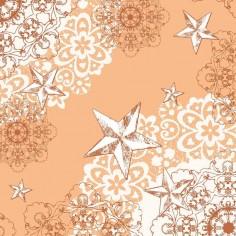 Vianočné servítky z netkanej textílie 48x48cm, Mank