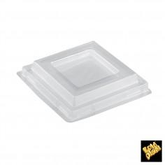 Plastový vrchnák pre mini misku PAGODA 90ml na Finger Food