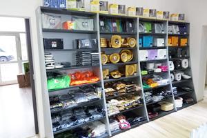 Amarena showroom - predajňa, plastový riad